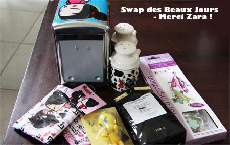"""Galerie SWAP """"Retour des beaux jours"""" Swap3"""